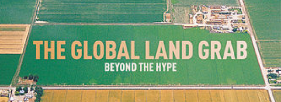 Report of book launch: 'The Global Land Grab - Beyond the Hype'