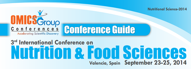 Conference And Exhibition On Nutrition And Food Sciences