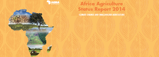Publication of the Africa Agriculture Status Report 2014