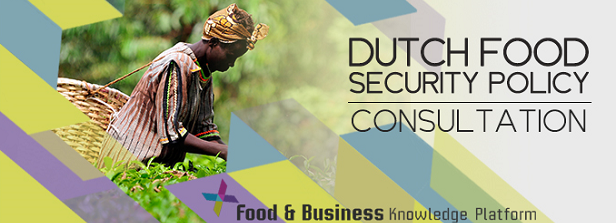 Final report on consultation on food security policy