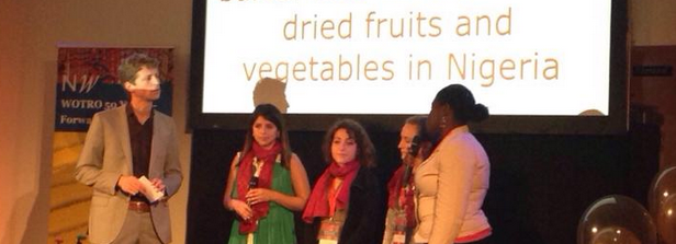 Winning team Battle of Ideas focuses on Food Security - Reducing Food Waste