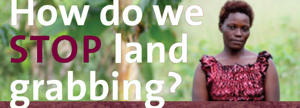 How do we stop land grabbing?