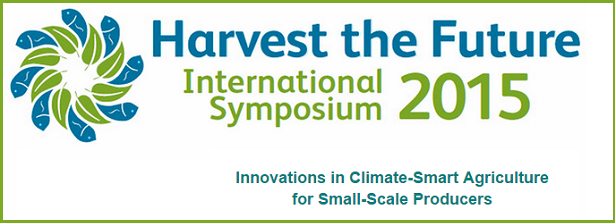 Harvest the Future International Symposium 2015