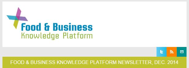 Third F&BKP newsletter