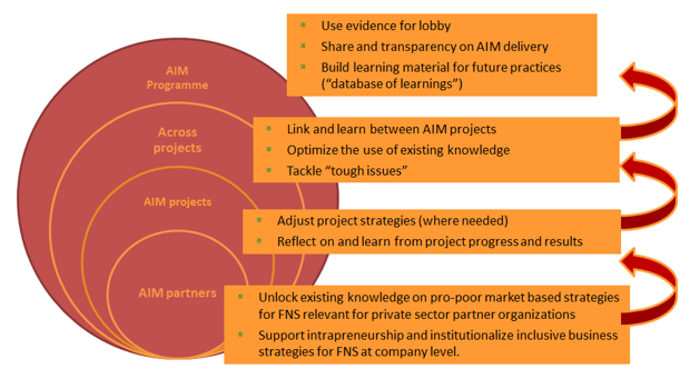 AIM Learning Agenda