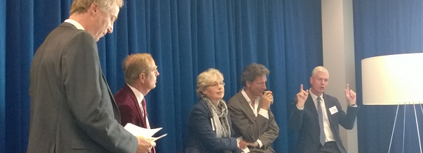 A step forward towards a strategic partnership between the Netherlands and the CGIAR