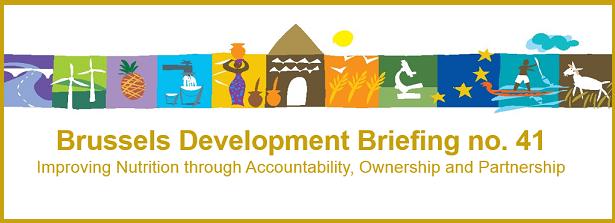 Brussels Development Briefing no.41