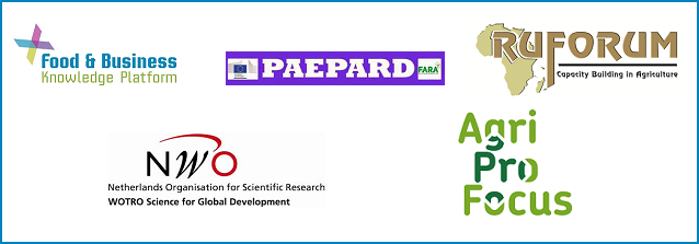 First Food & Business Applied Research projects workshop
