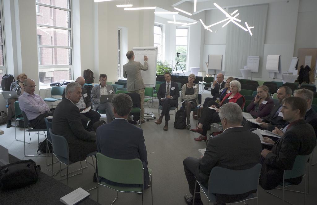 CGIAR Public-Private Sector event - Open Space