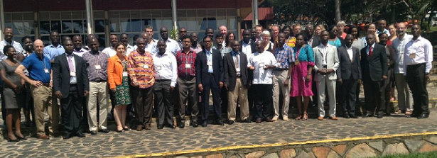 Report on the ARF First Call projects and CRF projects workshop - Uganda, October 1-3, 2015