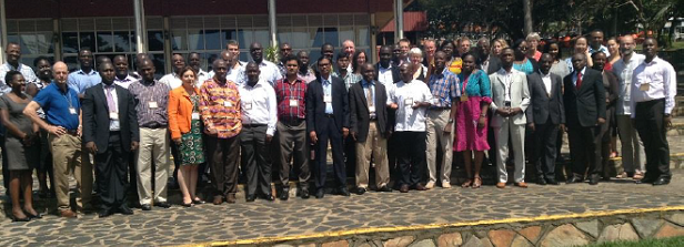 Report ARF & CRF projects workshop, Uganda 2015