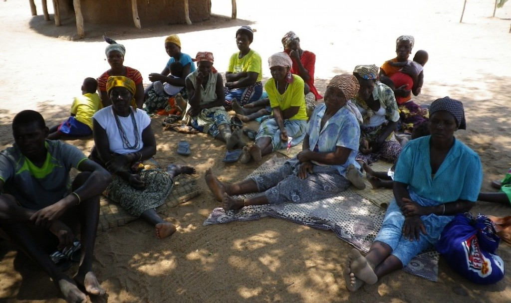 Mozambique: land, inclusive business and food security - update February 2016