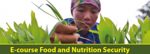 E-course Food and Nutrition Security
