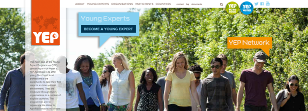 New website YEP Programmes
