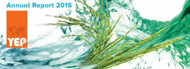 YEP Annual Report 2015