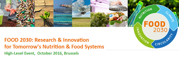 FOOD 2030 & ARCH Pre Event on Tomorrow's Nutrition & Food Systems