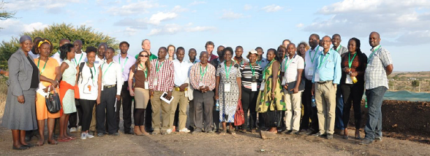Report regional workshop on Compost for Sustainable Agriculture
