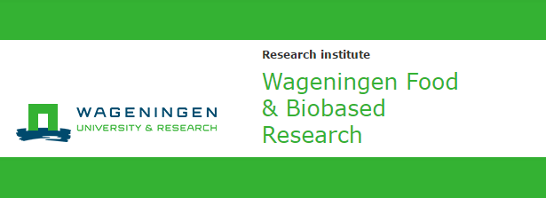 F&BKP partner Wageningen Food & Biobased Research