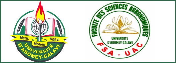 Faculty of Agronomic Sciences of the University of Abomey-Calavi (FSA-UAC)