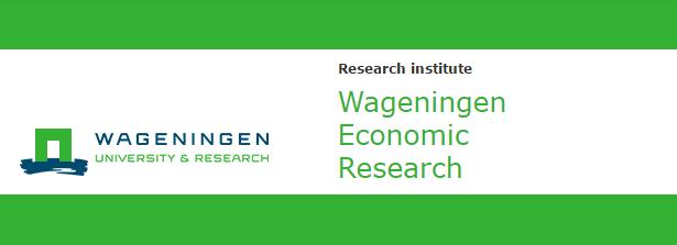 F&BKP partner Wageningen Economic Research