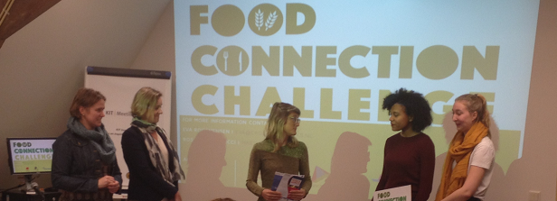 Team Edanso wins Food Connection Challenge