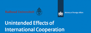 Unintended Effects of International Cooperation