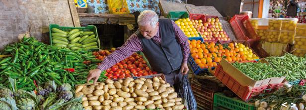 Tackling food loss - Drivers for change