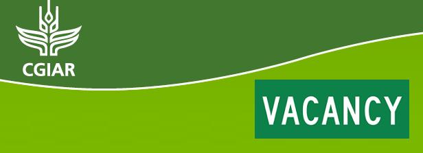 Vacancy Senior Performance Management Officer, CGIAR
