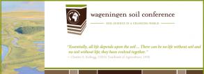 Wageningen Soil Conference 2017