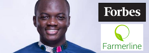 Farmerline CEO amongst Africa's 30 Most Promising Young Entrepreneurs