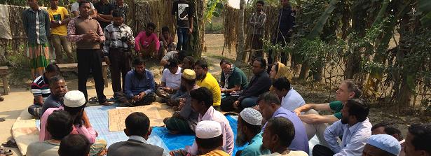 Market Transformation Workshop, 2017 in Bangladesh