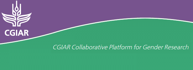 Introducing the CGIAR Collaborative Platform for Gender Research