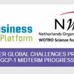 Newsletter Global Challenges Programme GCP-1 midterm progress