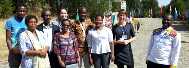 """""""Follow the Food"""" Participation in the African Landscape Dialogue"""