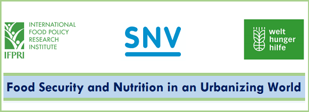 Food Security and Nutrition in an Urbanizing World