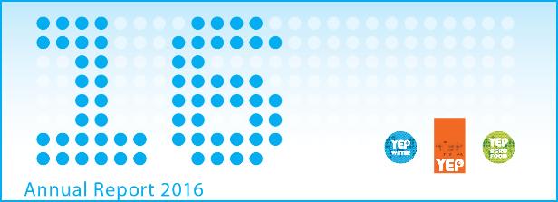 YEP Annual Report 2016 and YEP Effect 2