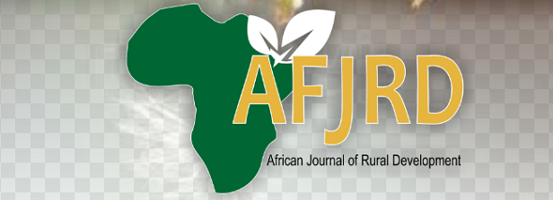 African Journal of Rural Development Call for Papers