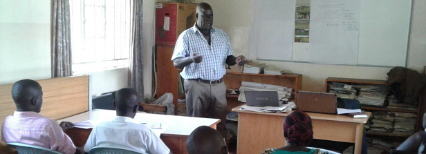 Baseline survey in the Obunga and Nyalenda slums of Kisumu County, Kenya