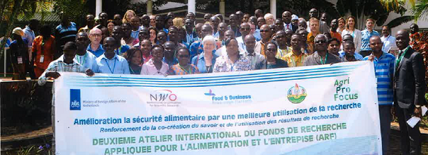 Report ARF-2 projects International workshop and public seminar in Benin