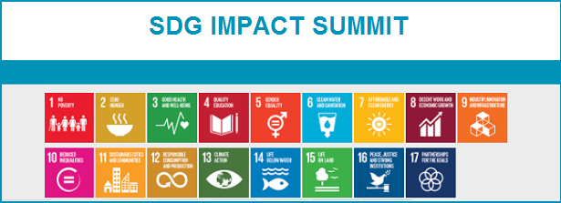 SDG Impact Summit
