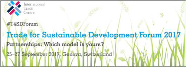 Trade for Sustainable Development Forum