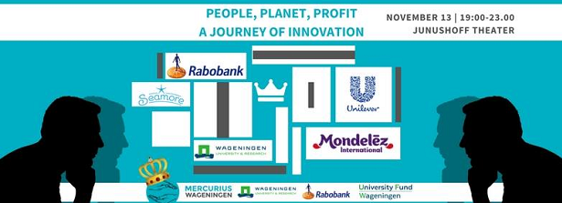 "Symposium: ""People, Planet, Profit: a Journey of Innovation"""