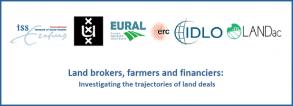 Workshop Landbrokers, farmers and financiers