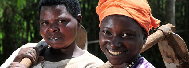 GCP-4 Upscaling climate smart agriculture via micro finance in Tanzania