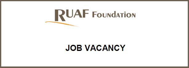 RUAF job vacancy