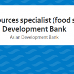 Vacancy Asian Development Bank