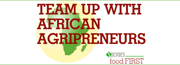 Team Up with African Agripreneurs
