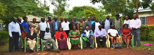 GCP-2IP WFE - FNS Survey Kisumu