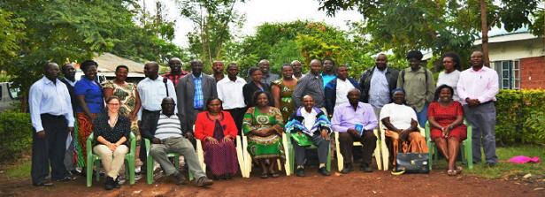 Results baseline food and nutrition survey Kisumu