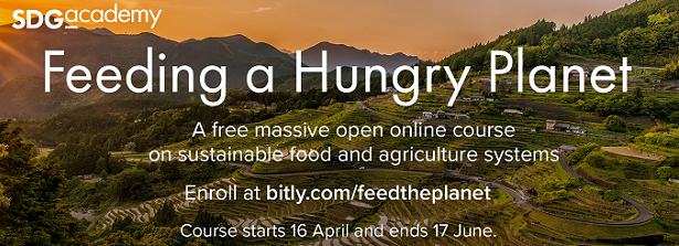 MOOC Feeding a Hungry Planet